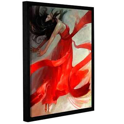 ArtWall Ascension Gallery-Wrapped Canvas 18 x 24 Floater-Framed (0goa036a1824f)