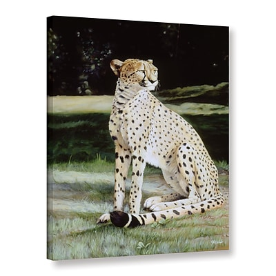 ArtWall Crowned Regal Gallery-Wrapped Canvas 24 x 32 (0goa050a2432w)