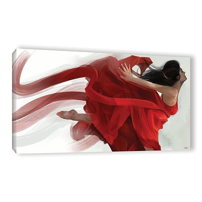 ArtWall Dance Gallery-Wrapped Canvas 24 x 48 (0goa051a2448w)