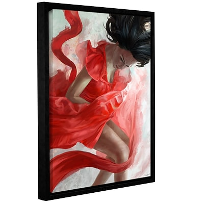 ArtWall Descension Gallery-Wrapped Canvas 36 x 48 Floater-Framed (0goa052a3648f)