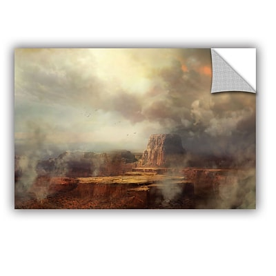 ArtWall Before The Rain Art Appeelz Removable Graphic Wall Art 24 x 36 (0str003a2436p)