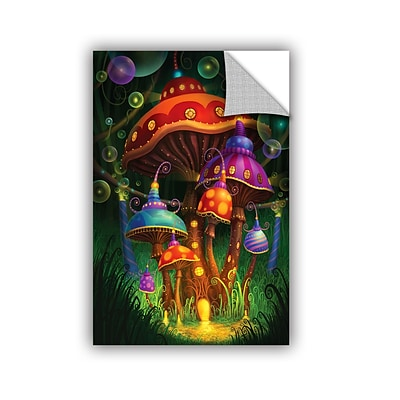 ArtWall Enchanted Evening Art Appeelz Removable Wall Art Graphic 16 x 24 (0str006a1624p)