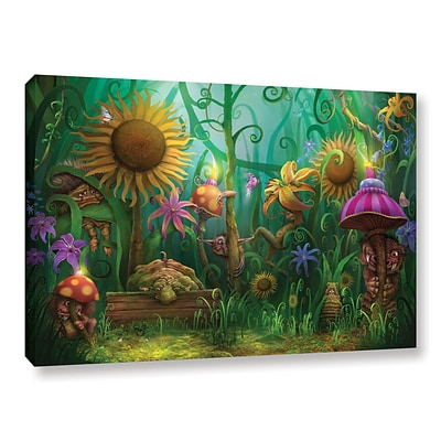 ArtWall Meet The Imaginaries Gallery-Wrapped Canvas 16 x 24 (0str012a1624w)