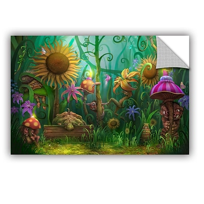 ArtWall Meet The Imaginaries Art Appeelz Removable Wall Art Graphic 32 x 48 (0str012a3248p)