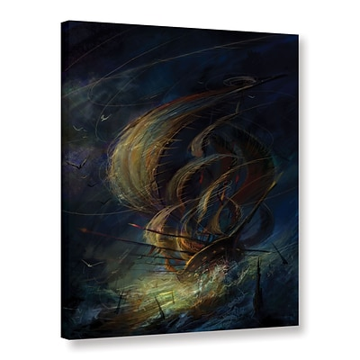 ArtWall The Apparition Gallery-Wrapped Canvas 18 x 24 (0str016a1824w)