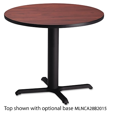 Mayline® 30 Low Pressure Laminate Table Top, Mahogany