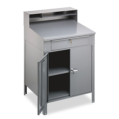 Tennsco® Steel Cabinet Desk