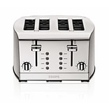 Krups 4-Slice Toaster in Silver