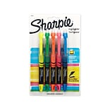 Sharpie® Liquid Accent® Highlighter; Assorted, 5/Pack