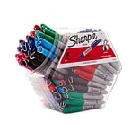 Sharpie® Mini Permanent Markers; Assorted, 72/Pk