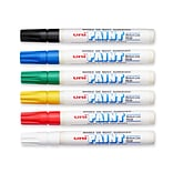 Sanford 6-Color Set Uni-Paint Markers