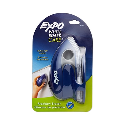 Expo® Precision-Point Eraser, gray (8473KF)