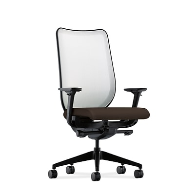 HON® Nucleus® Knit Mesh Back Office/Computer Chair, Espresso