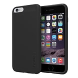 Incipio® DualPro Hard-Shell Case for iPhone 6 Plus; Black (IPH-1195-BLK)