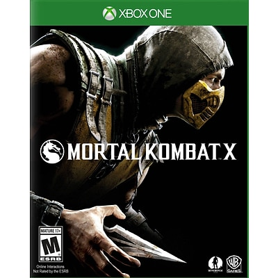 Mortal Kombat X for XOne