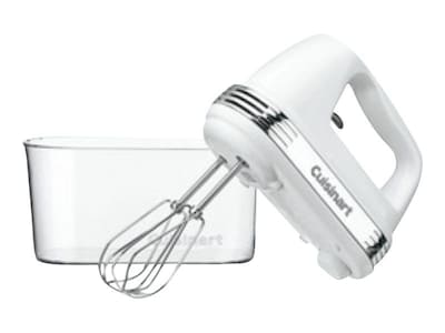 Conair Cuisinart Power Advantage Plus 9 Speed Hand Mixer With