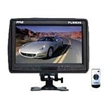 Pyle® Pyle® View PLHR96 9 TFT LCD Headrest Monitor With Stand; Black
