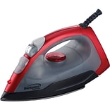 Brentwood Nonstick Steam/dry; Spray Iron