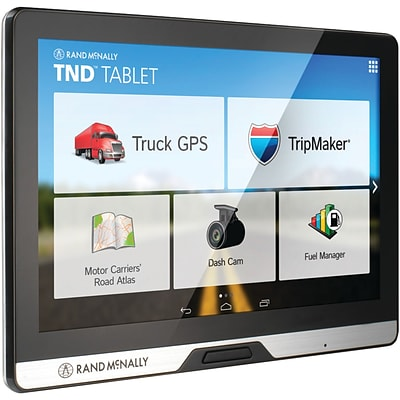 Rand Mcnally Intelliroute 8 TND Tablet