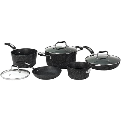 Starfrit® The Rock 8-piece Set With Bakelite® Handles