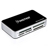 Insten® 1936359 USB 3.0 All-in-1 Multi Memory Card Reader for SD/SDHC/Micro SD/Compact Flash/MS/MS P