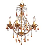 AF Lighting Josephine Mini Chandelier (49404H)
