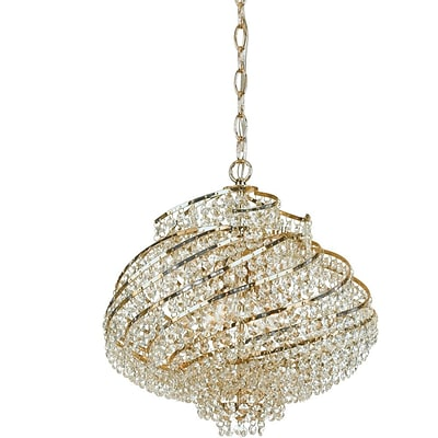 AF Lighting Lyric Chandelier (77424H)