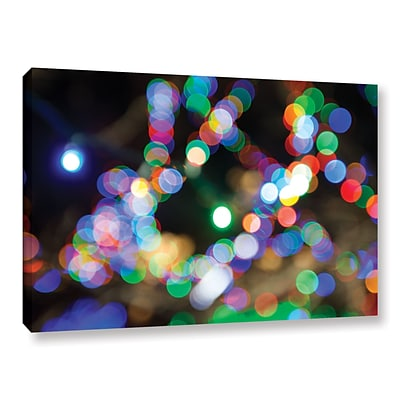 ArtWall Bokeh 2 Gallery-Wrapped Canvas 32 x 48 (0yor006a3248w)