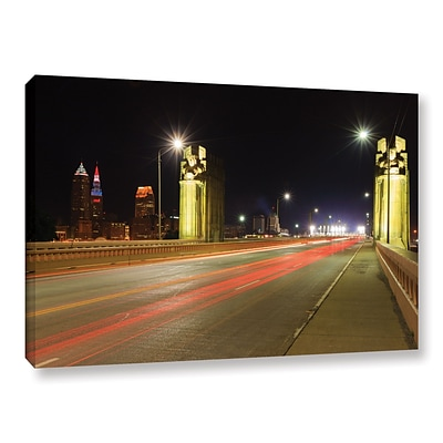 ArtWall Cleveland 7 Gallery-Wrapped Canvas 32 x 48 (0yor020a3248w)