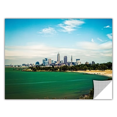 ArtWall Cleveland 22 Art Appeelz Removable Wall Art Graphic 24 x 36 (0yor035a2436p)