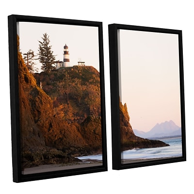 ArtWall Lighthouse 2-Piece Canvas Set 32 x 48 Floater-Framed (0yor044b3248f)