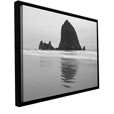 ArtWall Goonies Rock Gallery-Wrapped Canvas 24 x 36 Floater-Framed (0yor041a2436f)