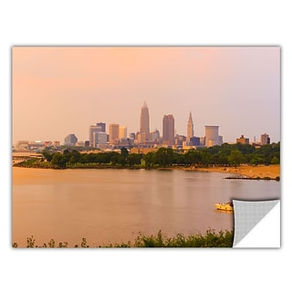 ArtWall Cleveland 19 Removable Graphic Wall Art 16 x 24 (0yor032a1624p)