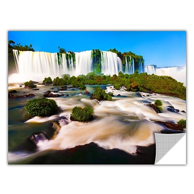 ArtWall Brazil 2 Art Appeelz Removable Wall Art Graphic 16 x 24 (0yor010a1624p)
