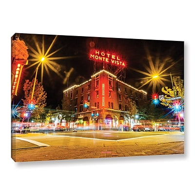 ArtWall Flagstaff Gallery-Wrapped Canvas 12 x 18 (0yor040a1218w)