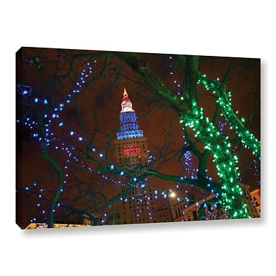 ArtWall Terminal Tower Gallery-Wrapped Canvas 32 x 48 (0yor058a3248w)