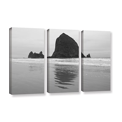 ArtWall Goonies Rock 3-Piece Gallery-Wrapped Canvas Set 36 x 54 (0yor041c3654w)