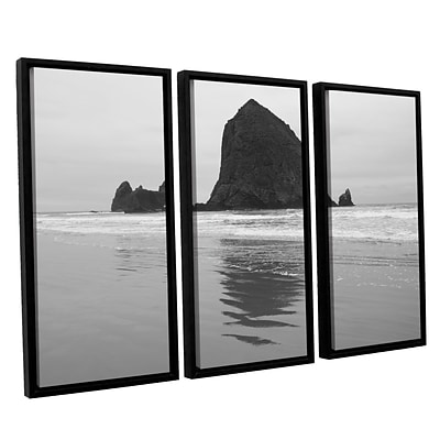 ArtWall Goonies Rock 3-Piece Canvas Set 36 x 54 Floater Framed (0yor041c3654f)