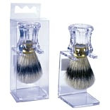Kingsley for Men Bristle Shave Brush on Stand (SB-553)