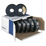Printronix Dot Matrix Ribbon; Black, 6/Pack (179006-001)