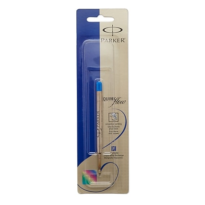 Parker® Ballpoint Pen Refills For Parker® Ballpoint Pens, Medium, Blue (1782470)
