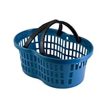 Garvey® Polypropylene Flexi Basket, 3/4 cu. ft., Blue (BSKT-56001)