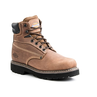 DICKIES Breaker Steel-Toe EH Work Boot 11 Brown