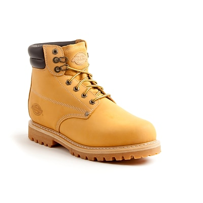 DICKIES Raider Steel Toe EH Work Boot 8 Wheat