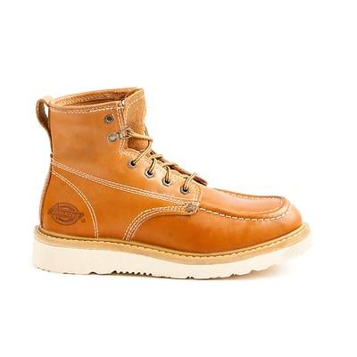 DICKIES Trader Work Boot 9.5 Tan