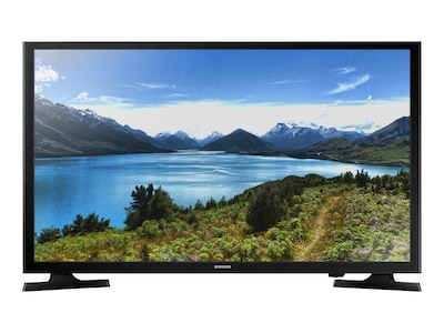 "Samsung J4000 Un32j4000afxza 32"" 720p Led Lcd Tv; Black"