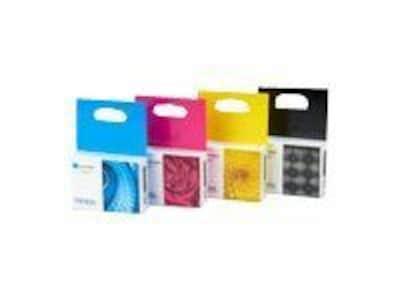 Primera Technology Primera Ink Cartridge, Black/Cyan/Yellow/Magenta, 4/Pack (53606)   Quill (52817360 DY9107) photo