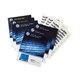 HP® LTO-6 Ultrium Bar Code Label Pack; 110 Labels/Pack (Q2013A)