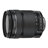 Canon Standard Zoom Lens For EF-S 18-135 mm f/3.5 - 5.6 IS STM
