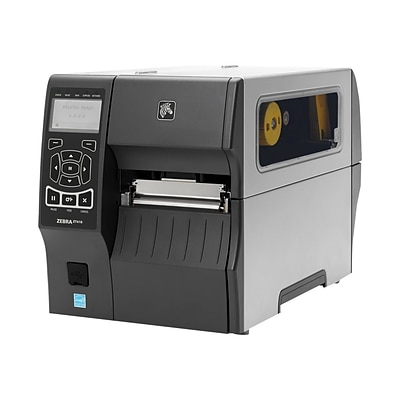 Zebra® ZT410 14 in/s USB Direct Thermal/Thermal Transfer Printer; 4.49 - 39, 300 dpi